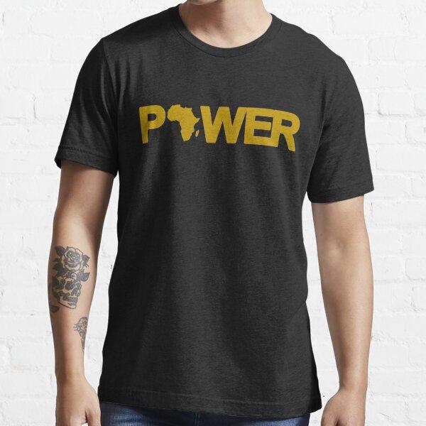 Black Power Third Culture Series Essential T-Shirt
