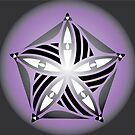 Tribal Eye Star by Jacqui Fae