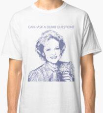 Rose Nylund - Golden Girls Classic T-Shirt