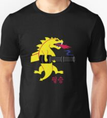 25th Fighter Squadron Assam Draggins Unisex T-Shirt