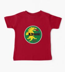 25th Fighter Squadron (red) Baby Tee