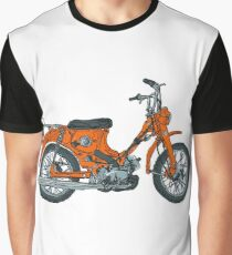 Old Reliable Scooter Graphic T-Shirt
