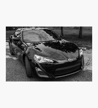 Scion in Black  Photographic Print