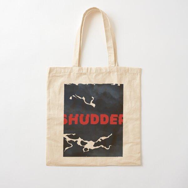 Shudder Cotton Tote Bag
