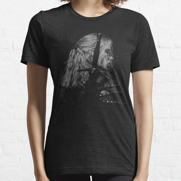 LOUP BLANC T-shirt essentiel