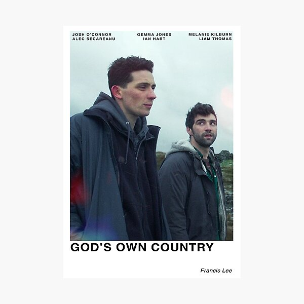 God's Own Country Photographic Print