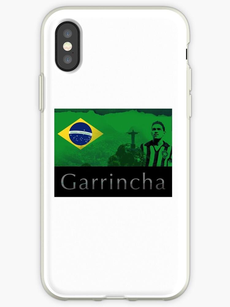 coque iphone 6 joueur de foot transparent