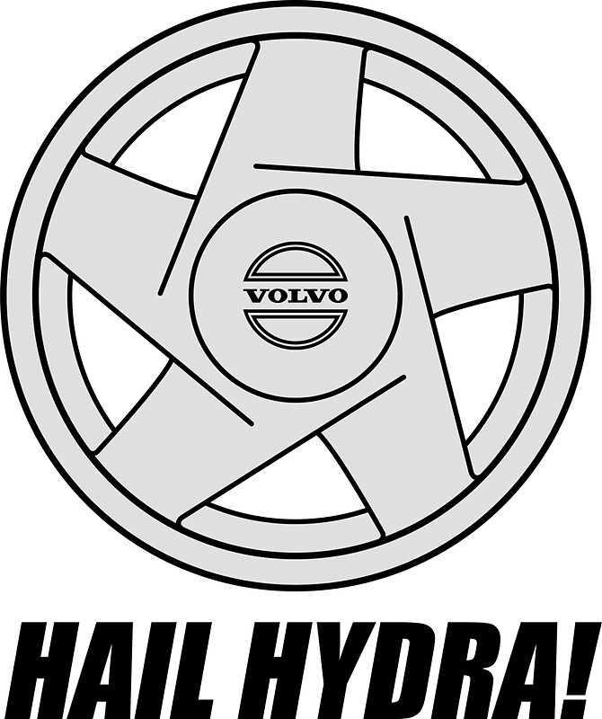 Hail hydra by jamesinc