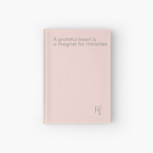 Gratitude Journal Hardcover Journal