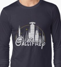 Gallifrey Long Sleeve T-Shirt