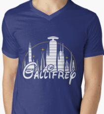 Gallifrey Men's V-Neck T-Shirt
