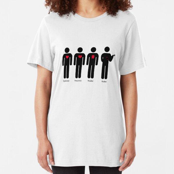 Violist Slim Fit T-Shirt