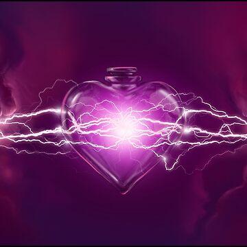 Electric Love by violinsane