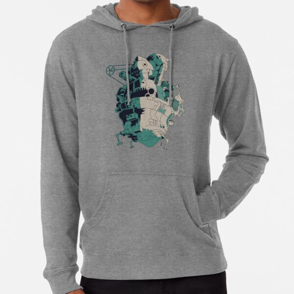 Howl's Moving Castle  Lightweight Hoodie