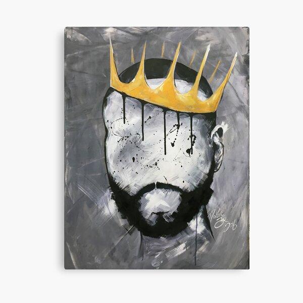 Naturally King Canvas Print