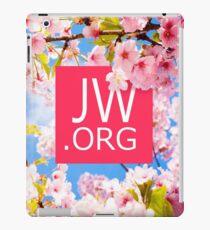 JW.ORG (Cherry Blossom) iPad Case/Skin