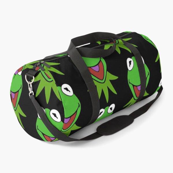Yer A Wizard Kermit Duffle Bag