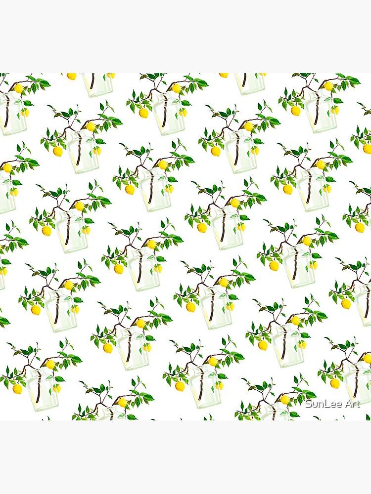 Lemon Tree by sunleeart