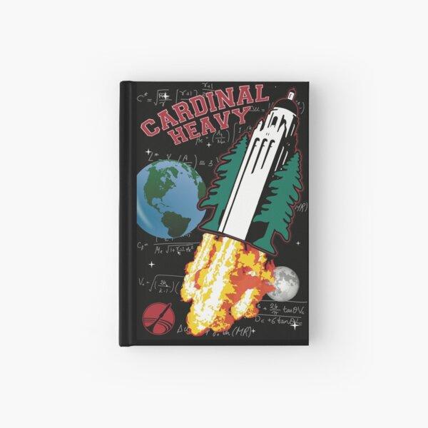 Cardinal Heavy Hardcover Journal
