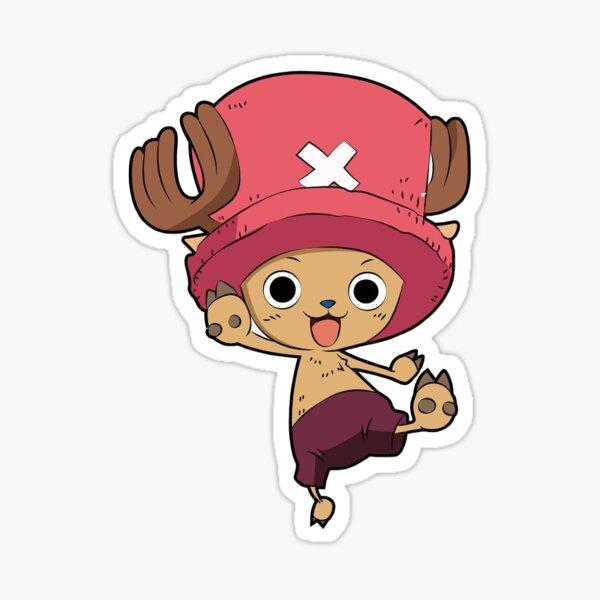 Tony Tony Chopper Anime Sticker (One Piece) Sticker