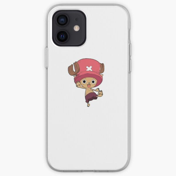 Tony Tony Chopper Anime Sticker (One Piece) iPhone Soft Case
