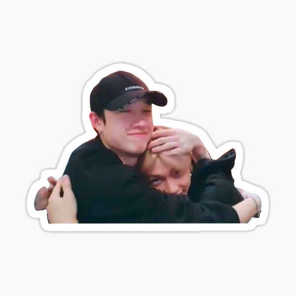 Stray Kids Bang chan and felix Sticker