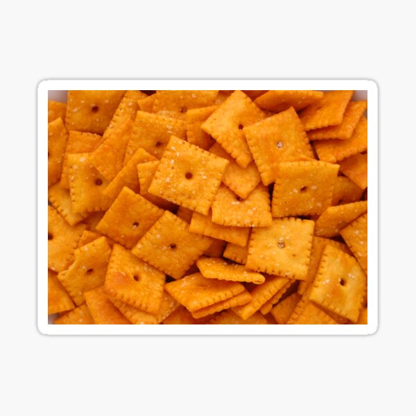 Cheez It Stickers | Redbubble