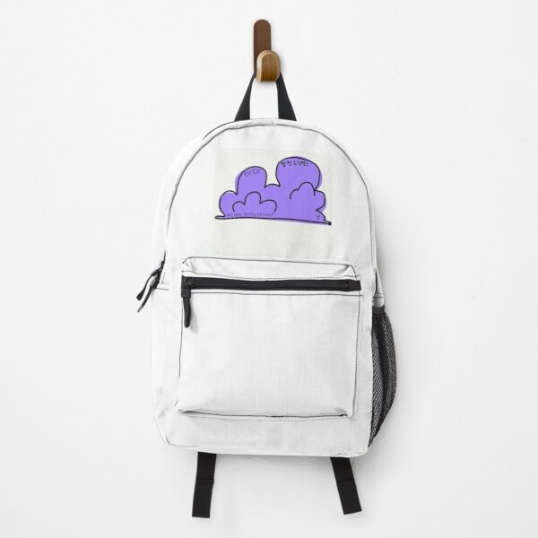 BTS and Army We are Bulletproof Cloud Backpack