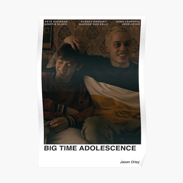 Big Time Adoleszenz Poster