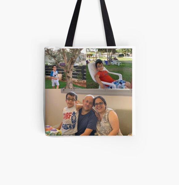 NoamAndfamily  All Over Print Tote Bag