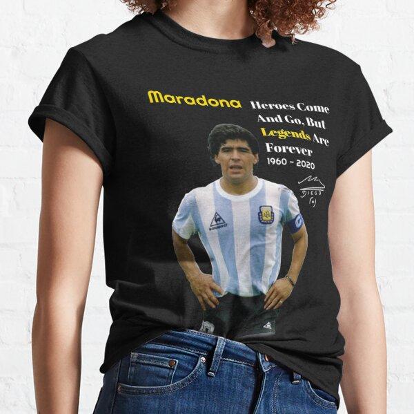 Maradona rip Classic T-Shirt