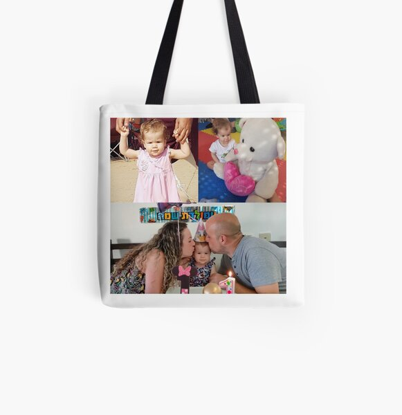 Romy  All Over Print Tote Bag