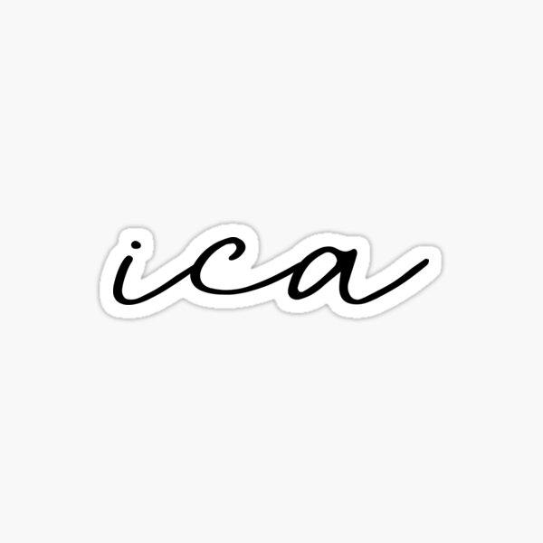 ica Sticker