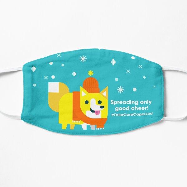 Take Care Holiday Mask Mask
