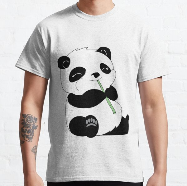 Panda T-shirt classique