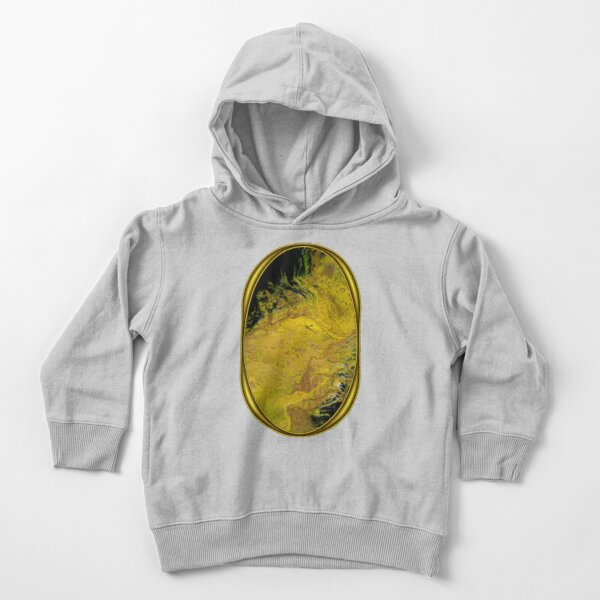 River of Gold Toddler Pullover Hoodie