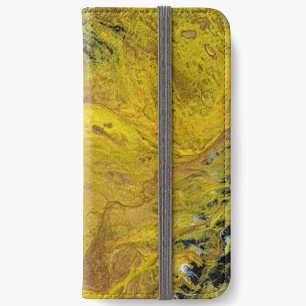 River of Gold iPhone Wallet