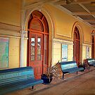 Armidale Railway Station by wallarooimages