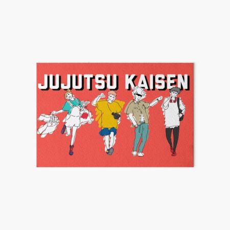 Jujutsu Kaisen (Original) Art Board Print