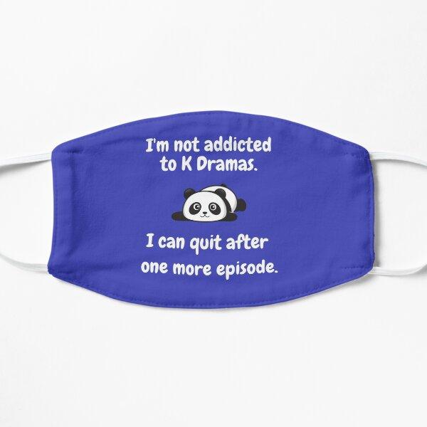 Kdrama Addict Panda One More Episode Mask