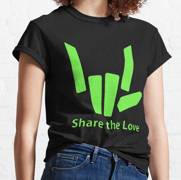 Original share The Love Stephen Sharrer Youtuber Video Classic T-Shirt