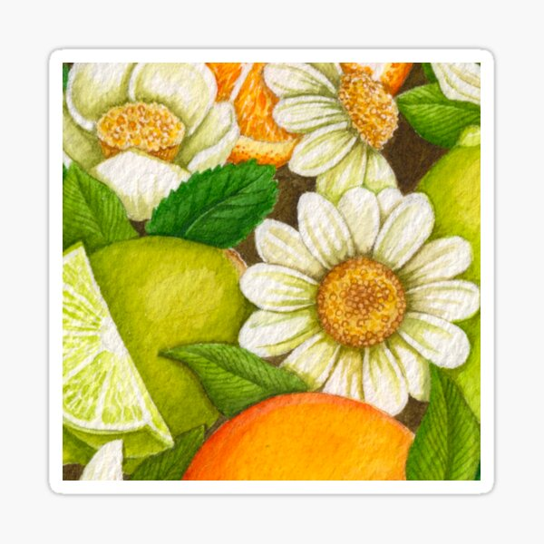 What's In Your Tea No. 1 Sticker