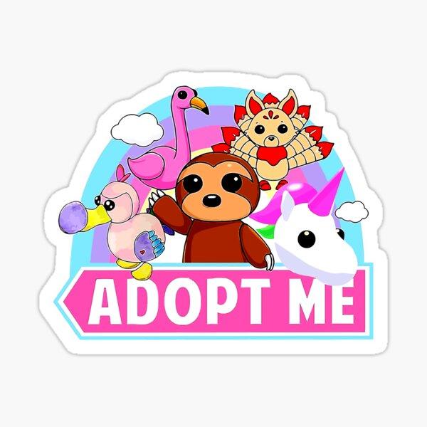 Most Favorite of Cute animal adopt Unicorn Sticker