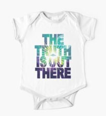 Seek The Truth One Piece - Short Sleeve