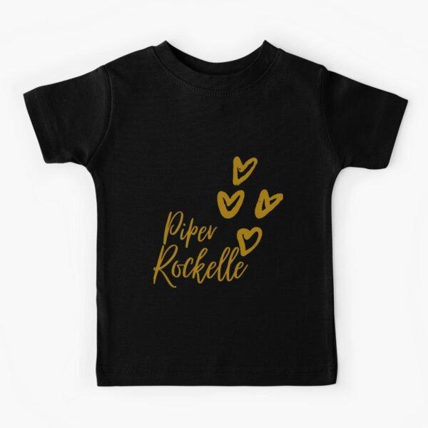 Piper Rockelle Camiseta para niños