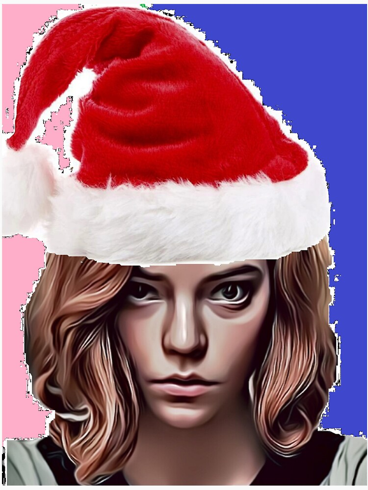 The Queen's Gambit - about Beth Harmon Christmas Edition by brodalka20