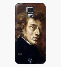 EUGENE DELACROIX,  FREDERIC CHOPIN  Case/Skin for Samsung Galaxy