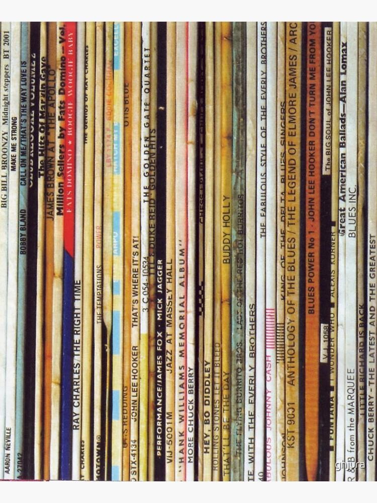 Vinyl records by ghjura