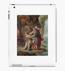 EUGENE DELACROIX,  THE BRIDE OF ABYDOS iPad Case/Skin