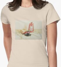 Still life with red oil lamp T-Shirt